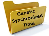 Genetic Synchronized Time