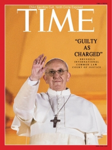 Pope Guilty as Charged