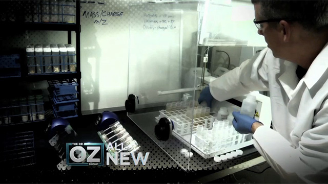 NaturalNews: Mike Adams on Dr. Oz today to discuss heavy metals / List of Cleanest Vegan Protein Powders tested so far