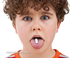 Bombshell: 1 in 13 U.S. children take psychiatric drugs