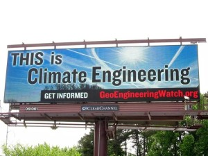 Climate Engineering Continues To Fuel Planetary Meltdown
