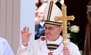 pope-francis-at-his-inauguration-mass-in-st-peters-square-on-march-19