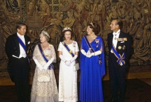 Royal European Families - Satanist Pedophiles and Child Murderers