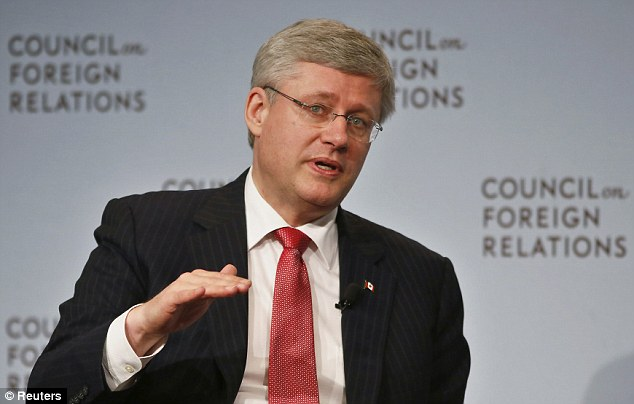 """Canada's Illegal Government""  Harper guilty of Treason!"