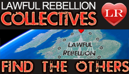 Lawful Rebellion – Guy Euden – Life in the Matrix