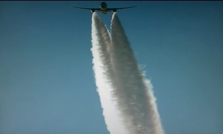Chemtrail Pilot Blows The Lid Off Of OPERATION INDIGO SKYFOLD