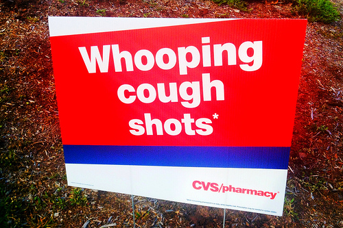 Whooping cough outbreak affected only vaccinated students
