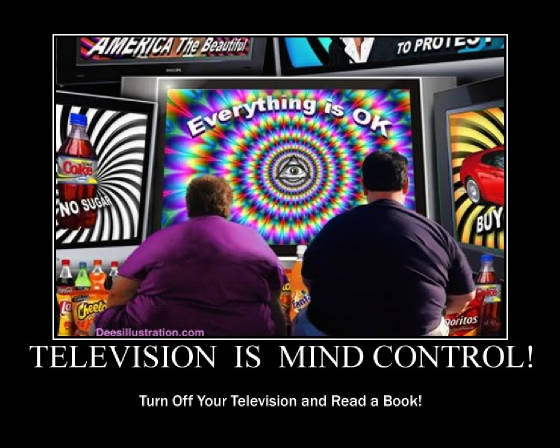 TV Propaganda and the Mind Control Culture