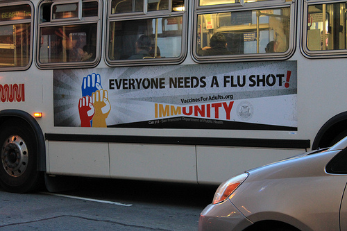 Flu vaccine contains 25,000 times more mercury than is legally allowed in drinking water