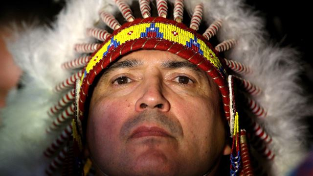 Canada is Indian land,' new chief declares