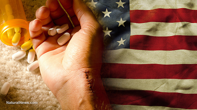 46,000 Americans killed each year by drug overdoses… most of them FDA-approved Big Pharma opioids… while medical system suppresses HEMP cures that render many painkillers obsolete