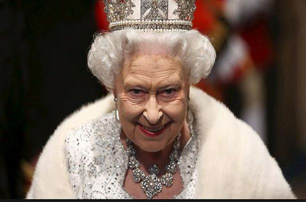 Is Queen serving Christ or the Antichrist?