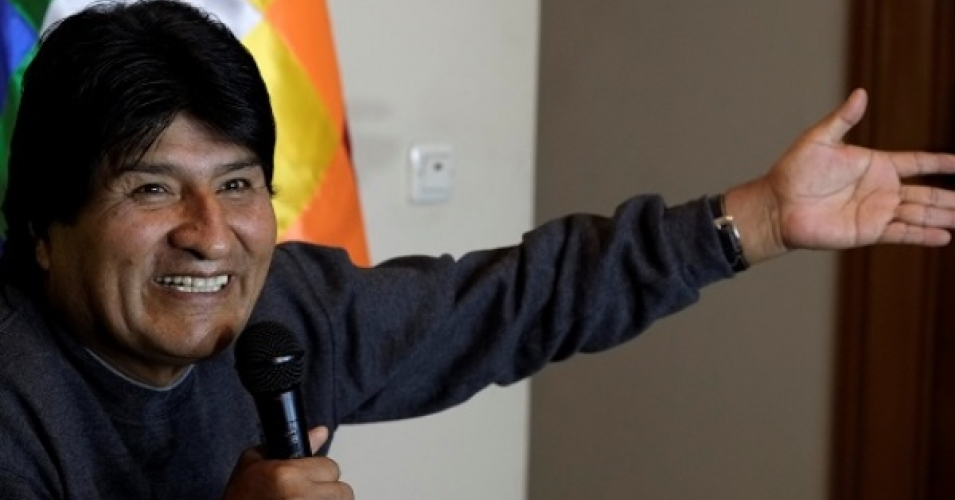 """We Are Not Anyone's Colony"": Bolivia's Morales Tells US to Stay Out of Latin American Affairs"