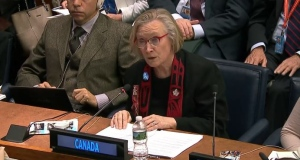 Canada officially adopts UN declaration on rights of Indigenous Peoples