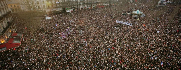 "French Rise Up And Riot By The Millions To Protest The ""Ruling Elite""..–The US MSM Is Silent"