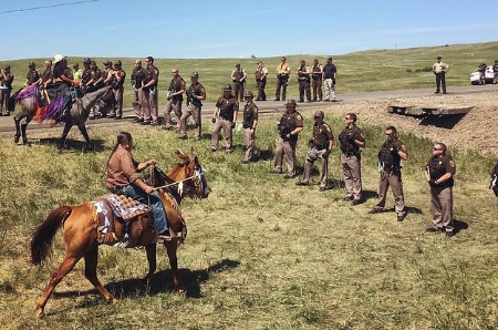 A Special Report on Standing Rock: The Environmental and Social Justice Consequences of the Dakota Access Pipeline