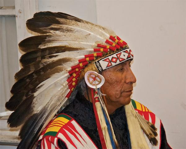 Chief Arvol Looking Horse to Obama: Keep Your Word Read more at http://indiancountrytodaymedianetwork.com/2016/10/28/chief-arvol-looking-horse-obama-keep-your-word-166266