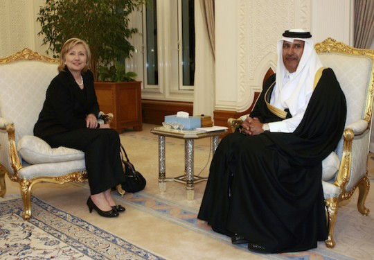 "Hillary Clinton's ""Sudden Move"" Of $1.8 Billion To Qatar Central Bank Stuns Financial World"