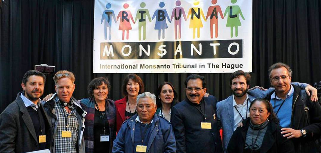 International Monsanto Tribunal-In The Hague October 2016