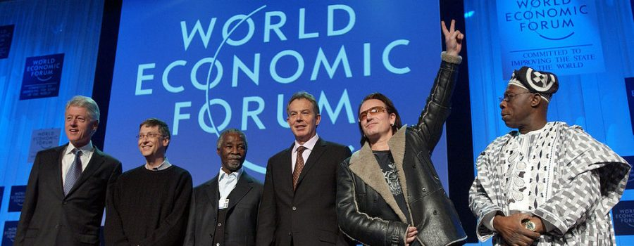 Davos Elite Admit Globalization Is A Failure