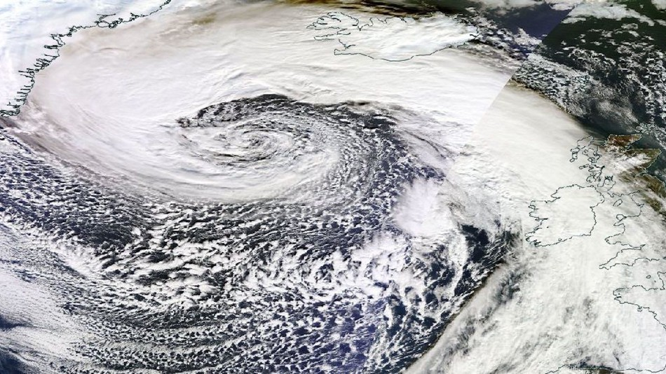 NORTH POLE HURRICANE..TEMPS WILL RISE 60+ DEGREES IN 72 HOURS