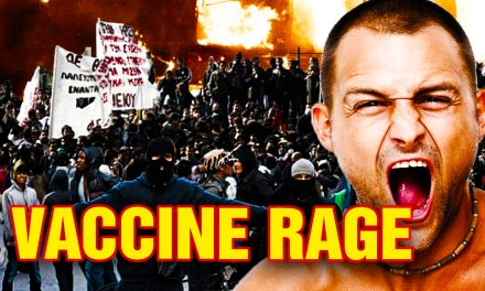 """VACCINE RAGE"" phenomenon may explain global increase in anger, violence and insanity"