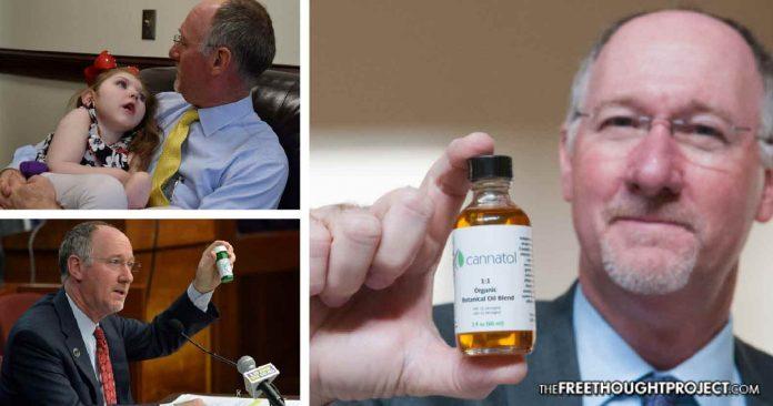 Hero Congressman Openly Defying Drug War To Bring Cannabis To Sick Kids