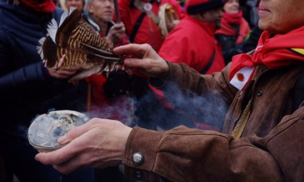 """Killer Germs"" Obliterated by Medicinal Smoke (Smudging), Study Reveals"