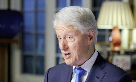Military Tribunal Convicts Bill Clinton