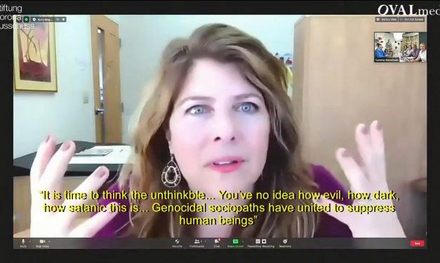 Dr Reiner Fuellmich Interviews Naomi Wolf