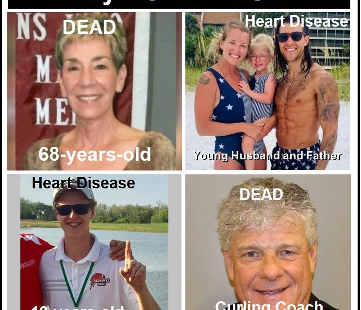 June 30, 2021 Print This Post Print This Post More Families Devastated from Deaths and Injuries Following COVID-19 Shots
