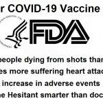 BOMBSHELL: FDA Allows Whistleblower Testimony that COVID-19 Vaccines Are Killing and Harming People!