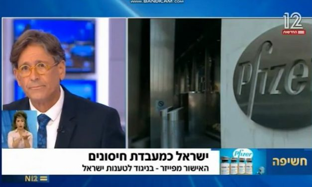 The Holocaust in Israel Exposed in Leaked Zoom Call with Pfizer Scientist Admitting that Israelis are Laboratory for Pfizer COVID Shot