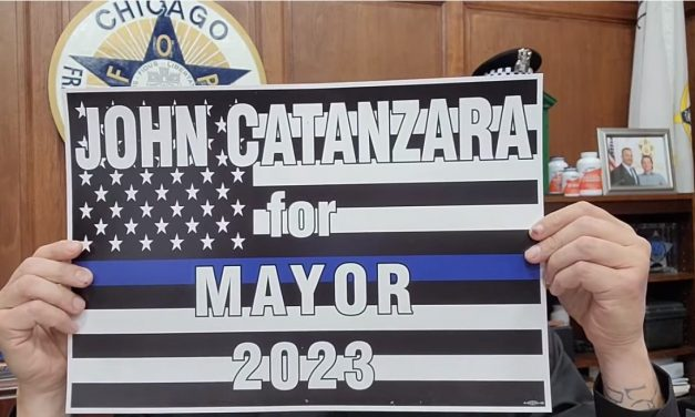 Chicago Mayor Gets Judge to Temporarily Silence Police Union Boss Catanzara from Telling Officers to Refuse Vaccine Mandate – Catanzara Responds by Announcing he is Running for Mayor of Chicago