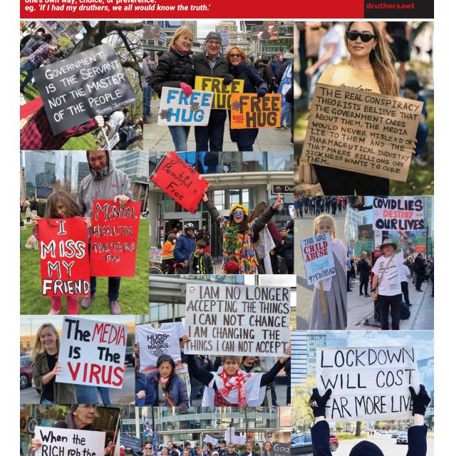 Canada's New, FREE, Alternative Newspaper… Because Mainstream Media, Sucks!