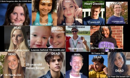 As Deaths and Injuries to Teens Increase After COVID-19 Shots Pfizer Asks FDA for Emergency Authorization to Inject 5 to 11-Year-Olds