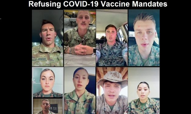 Honorable Active Military Face Discharge for Refusing COVID-19 Vaccine Mandate